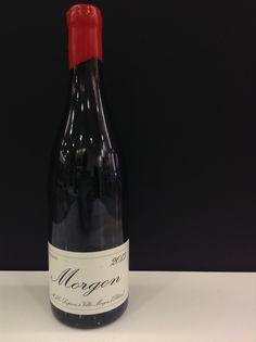 """MARCEL LAPIERRE MORGON 2013  AOC Morgon-Borgoña  """"El caracter de Marcel Lapierre"""". Vino tinto elaborado con uva Gamay, procedente de la zona de Beaujolais, al sur de Borgoña.   https://www.petitceller.com/es/marcel-lapierre-morgon-2013/v/1789/"""