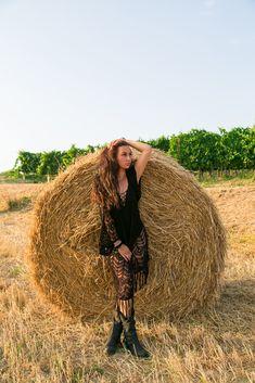 Юлия | Фотосессия в пшеничных полях недалеко от Римини | Фотограф в Римини