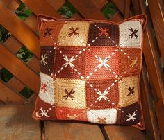 crochet pillow (image only)
