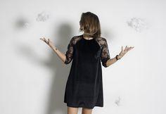 pretty mercerie - robe pretty rock - patron couture robe de soirée et fêtes de fin d'année