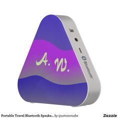 Portable Travel Bluetooth Speakers PERSONALIZE IT with easy to use Template. Great quality sound. $89.40