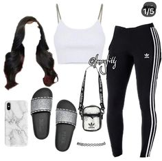 Swag Outfits For Girls, Cute Lazy Outfits, Skater Girl Outfits, Cute Swag Outfits, Teenage Girl Outfits, Teen Fashion Outfits, Sporty Outfits, Dope Outfits, Girly Outfits