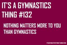 if your not a gymnast you wouldnt understand