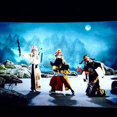Beijing Opera on film, Shanghai, China -- Photo by Tora Chung