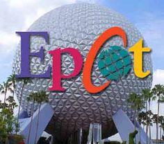 Epcot - Spaceship Earth!