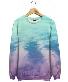 So High - Leah Flores - All-Over Print Sweatshirt