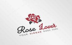 Check out Flower Shop Logo Template by JigsawLab on Creative Market