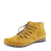 BSS 38 BESSA Think 84079-11 Damen Sommer Booties warmes kurkuma-gelb