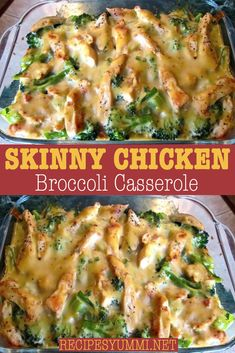 chickenfoodrecipes skinnypointsmeals broccolicasserole chickenrecipes skinnyrecipes easyrecipe casserole yummyfood broccoli chicken recipes skinny yummy easy Skinny Chicken Broccoli CasseroleYou can find Healthy dinner recipes and more on our website Good Healthy Recipes, Skinny Recipes, Healthy Broccoli Recipes, Vegetable Recipes, Fat Free Recipes, Skinny Meals, Healthy Recepies, Fast Recipes, Delicious Recipes