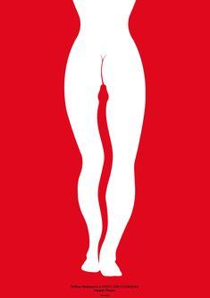 Poster design: Antony and Cleopatra, 1996 - Lex Drewinski