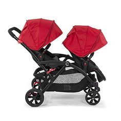 Special Offers - Contours Options Tandem Baby Stroller  Red - In stock & Free Shipping. You can save more money! Check It (August 26 2016 at 09:11AM) >> http://babycarseatusa.net/contours-options-tandem-baby-stroller-red/