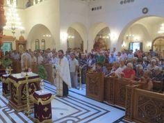 ΙΕΡΑ ΑΚΟΛΟΥΘΙΑ ΤΩΝ ΚΔ' ΟΙΚΩΝ ΤΟΥ ΤΙΜΙΟΥ ΣΤΑΥΡΟΥ - Ιερός Ναός Αγίου Δημητρίου…