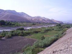 Moquegua Valley in Peru.