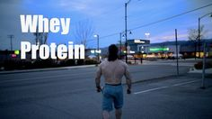 Why I'm Drinking Whey Protein