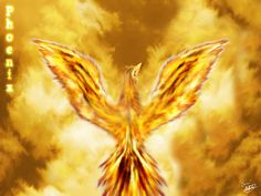 phoenix bird of fire | 30 beautiful phoenix artworks, 3d and oil paintings for inspiration ...
