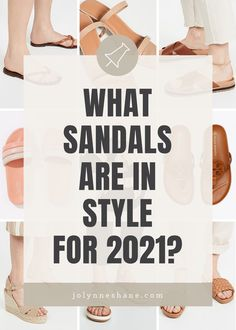 When I start to transition my wardrobe for spring, one of the first things I do is start switching out my shoes, so let's discuss shoe trends for spring 2021. From trendy fashion sneakers to embellished sandals and menswear inspired shoes, there's plenty to choose from.