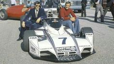 Press Launch : Brabham BT45 1976