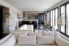 Divagua-scientia: Sarah Lavoine, Architecture d'intérieur, appartement Paris Invalides