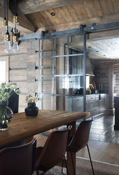 Dere, House And Home Magazine, Rustic Kitchen, Home Renovation, Beautiful Homes, New Homes, House Design, Interior Design, Inspiration