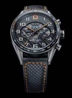 TAG Heuer: Carrera Calibre 1887 Chronograph McLaren   juwelier-haeger.de