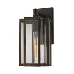 Found it at Wayfair - Bianca 1 Light Outdoor Wall lantern