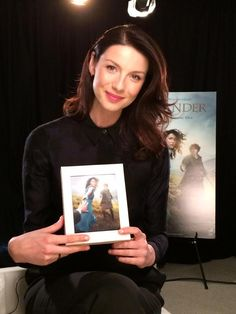 Here's a new pic of Caitriona Balfe. Source: Caitriona Balfe