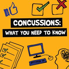 Learn all about concussions; the signs and symptoms and how to prevent and manage them.