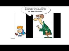 What An Aspergers Boy Hears When His Mother Nags