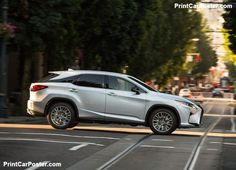 Awesome Lexus 2017: Lexus RX 350 F Sport 2016 poster, #poster, #mousepad, #tshirt... Lexus posters Check more at http://carboard.pro/Cars-Gallery/2017/lexus-2017-lexus-rx-350-f-sport-2016-poster-poster-mousepad-tshirt-lexus-posters-13/