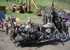 Milo Rat Bike