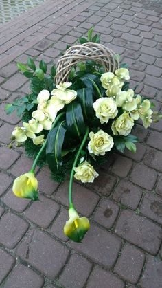 Church Flower Arrangements, Funeral Arrangements, Flower Centerpieces, Flower Decorations, Grave Flowers, Funeral Flowers, Funeral Sprays, Casket Sprays, Grave Decorations