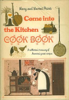 Come Into The Kitchen Cook Book (P1/S4)