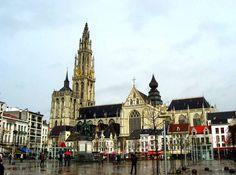 Антверпен – город множества достопримечательностей