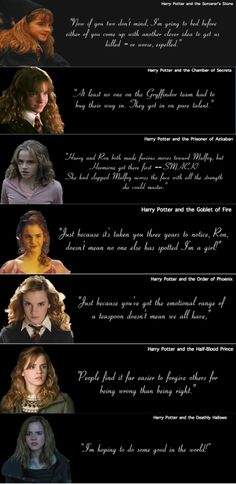 Hermione is my favorite person