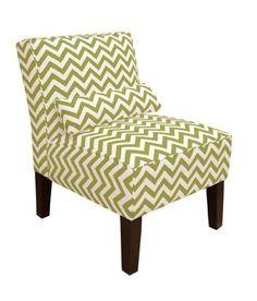 Master Bedroom Chair    Skyline Furniture Armless Chair in Zig Zag, Chartreuse by Skyline Furniture, http://www.amazon.com/dp/B008276Y12/ref=cm_sw_r_pi_dp_1lrsqb0C4MRJ5