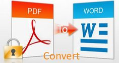 How to Convert PDF to Word with free software is a popular ad regular question for people who want to exchange documents to others. First,
