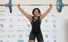 British weightlifter Zoe Smith lifted 118 kg (260 lbs.) at the 2012 Olympic summer games, finishing out of the medals, but setting a national record in the process. But before she did that, she took to the internet to shoot back at sexists making the stale argument that women can't be attractive and athletic at the same time...