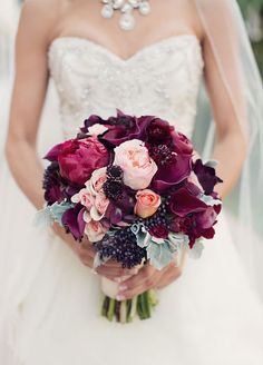 10 Favorite Fall Wedding Bouquets