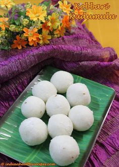 Kudumulu also called as Undrallu is a traditional dish that is prepared in Andhra Pradesh - Gluten Free, Vegan