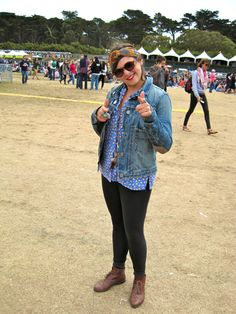 Music Festival Fashion: Outside Lands