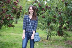 Apple Picking Plaid