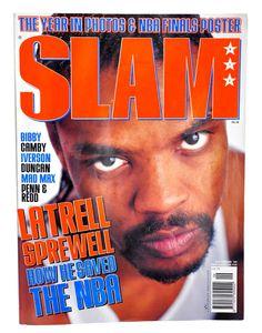 SLAM Magazine Issue 36