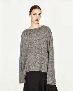 TC Mulheres Camisolas 2017 Outono Inverno de malha de Algodão Camisolas Pullovers Mulheres Outwears Quentes Fashion Sweater