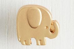 Elephant earrings - and list of other cute elephant-themed items