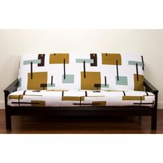 For Reconstruction Polyester Full Size Futon Cover Get Free Delivery At