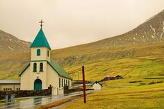 Church, Faroe Islands