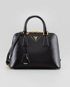 prada wholesale bags - Prada Saffiano Vernice Tote, Saffiano leather design with hardware ...