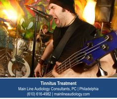 http://mainlineaudiology.com/tinnitus-treatment.php – Many musicians secretly struggle with tinnitus – during and after their musical careers. Several well known performers are openly discussing their tinnitus in hopes that other musicians will use better ear protection. We can help. Contact Main Line Audiology Consultants, PC for custom musician ear plugs or for help with your tinnitus symptoms.