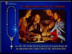 Recemos el Rosario-Miercoles y Domingos-(Misterios Gloriosos). completo