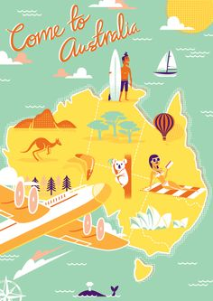 Create a Retro Style, Airline Destination, Travel Poster – Vector Premium Tutorial | Vectortuts+